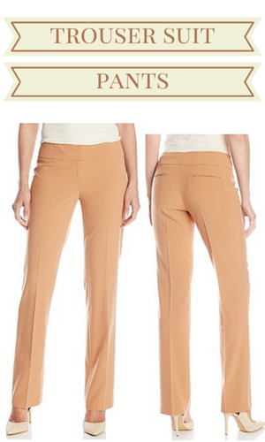 6. Nine West Women's Trouser Suit Pant