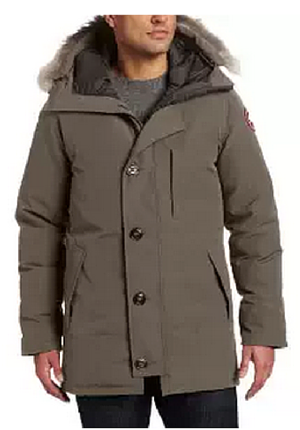 6A Canada Goose Men's The Chateau Jacket