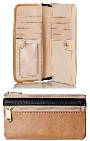 7. Fossil Monica Cross Body Bag