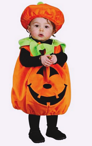 Baby Pumpkin - Kids Costume