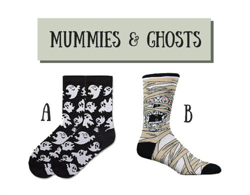 Mummies & Ghosts