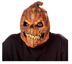 Possessed Pumpkin Ani-Motion Mask