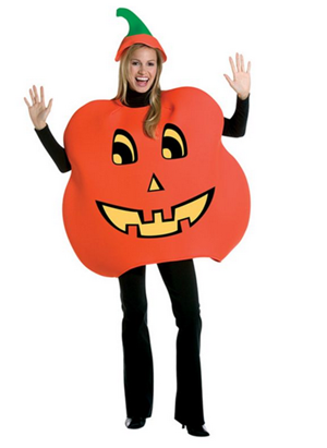 Pumpkin Costume for Adult