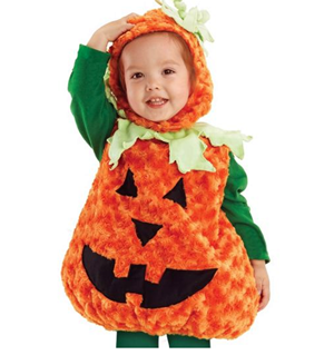 Pumpkin Costume for Infants and Toddler