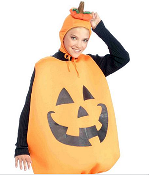 Pumpkin Tunic Costume for Women