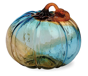 b. Glass Pumpkin