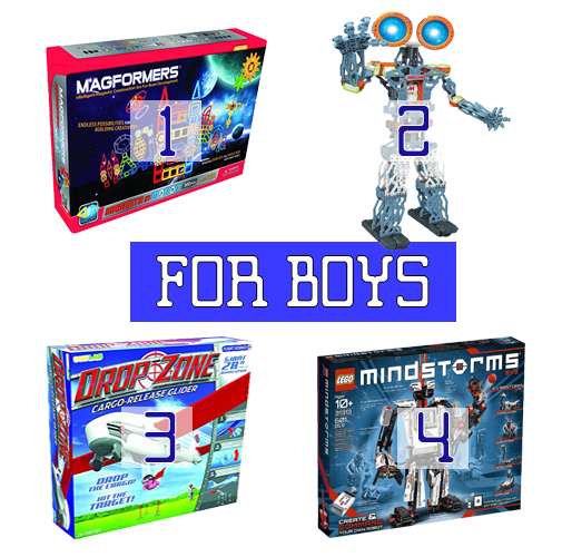 for boys-STEM
