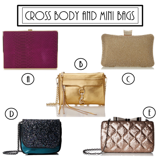 Cross Body & Mini Bags