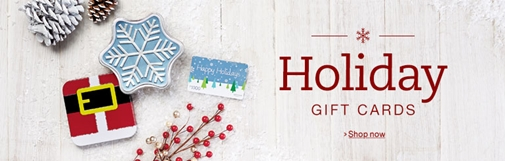 Holiday Gift Card main image