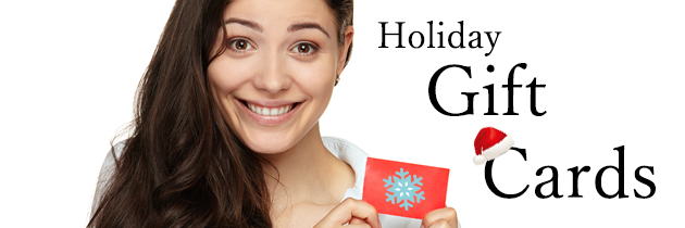 Gift it Forward: Holiday Gift Cards