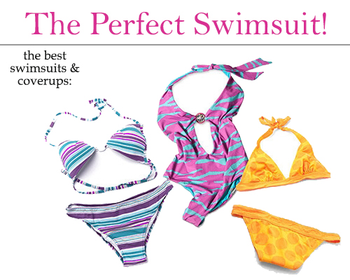 3, The Perfect Swimsuit