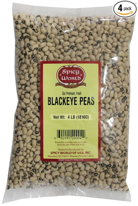 A. Black Eye Peas