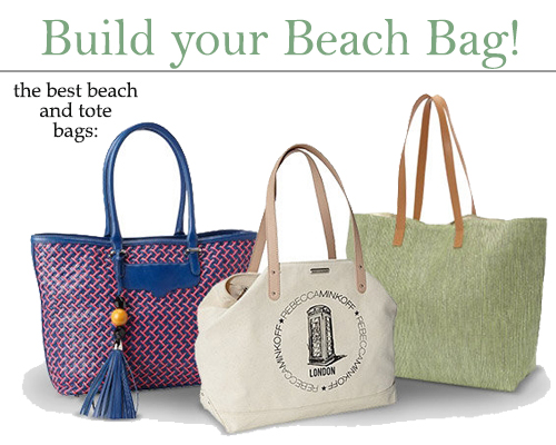 Build your beach bag