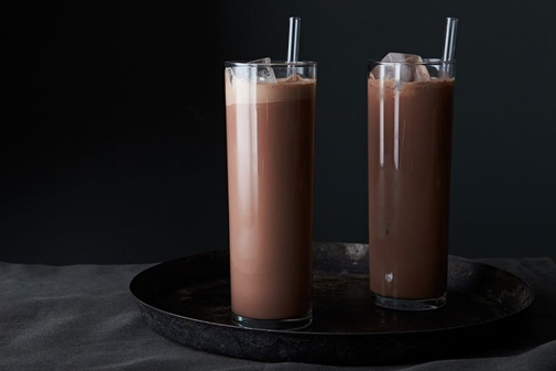 Dorie Greenspan's Hot and Cold Chocolate