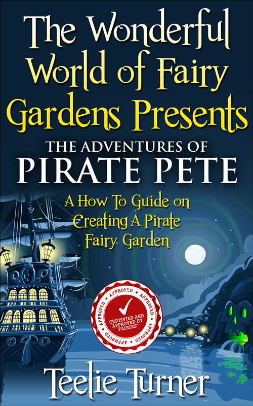PIRATE PETE COVER