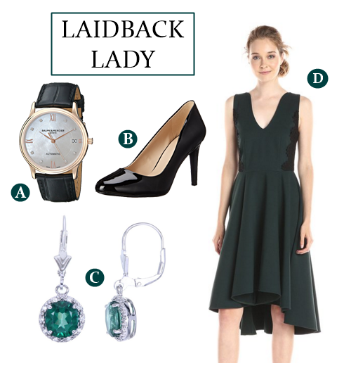 Party Look - Laidback Lady