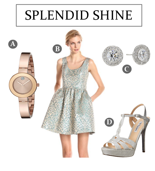 Party Look - Splendid Shine