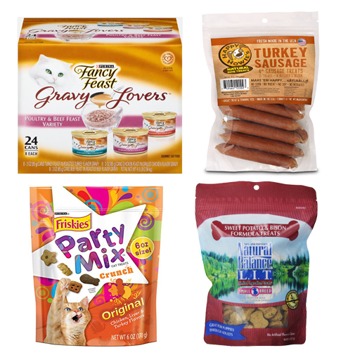 Pet party treats