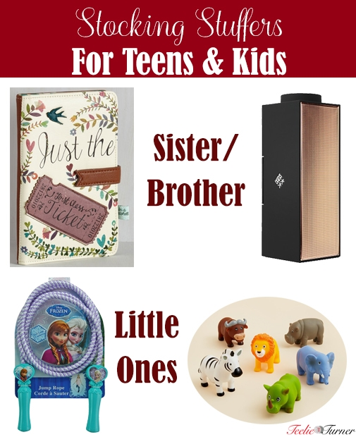 Stocking Stuffers for Teens and Kids