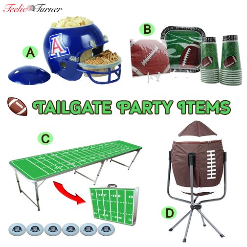 Tailgate Party Items-MAIN