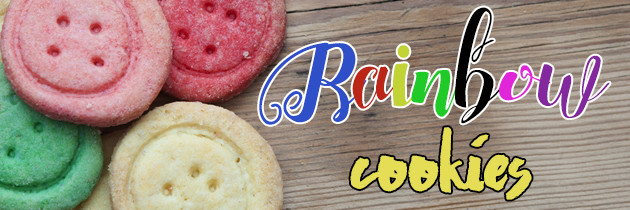 Rainbow Cookie Guide