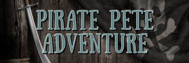 Pirate Pete Adventure