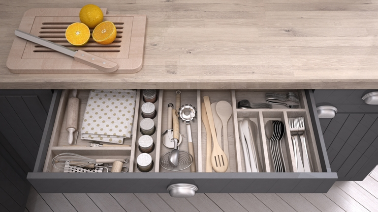 Clutter Solutions: 5 Genius Products to Organize Your Messy Kitchen