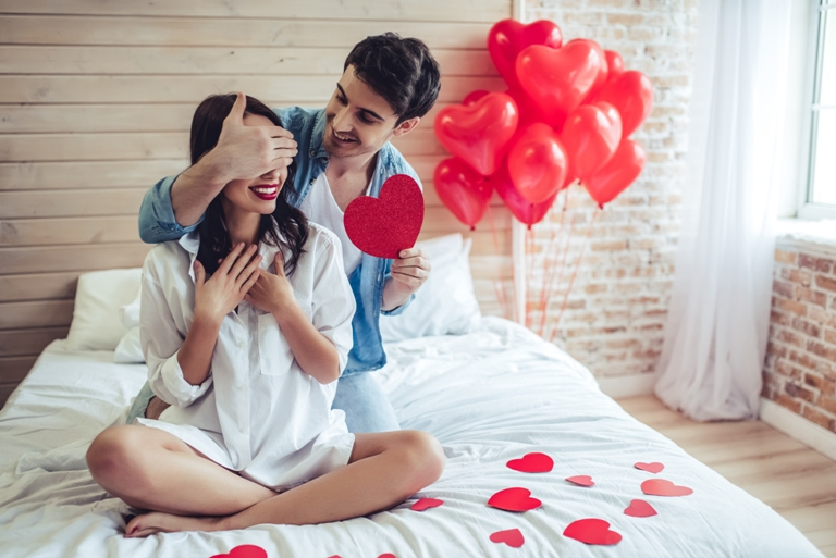 Valentine's Day at Home: 5 Inexpensive Ideas for a Romantic Valentine Celebration
