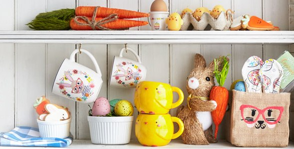 Easter Sale 2018: 10 Home & Decor Shops With the Best Discounts & Bargains + Coupon Codes