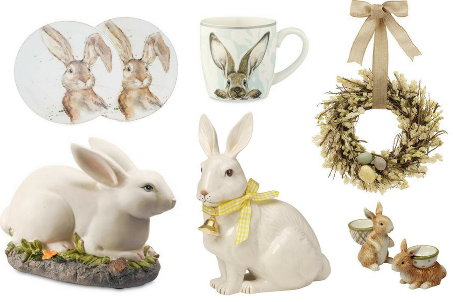 Stunning Vintage-Style Easter Home Décor You'll Want to Keep All Year Long