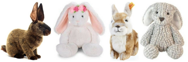 16 Adorable Stuffed Bunny Toys From Brands That Are Probably Older Than You