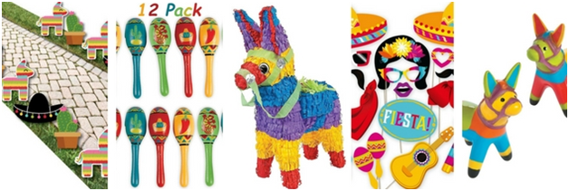 These Cinco de Mayo Party Decorations Will Make Your Mexican Fiesta Even More Festive