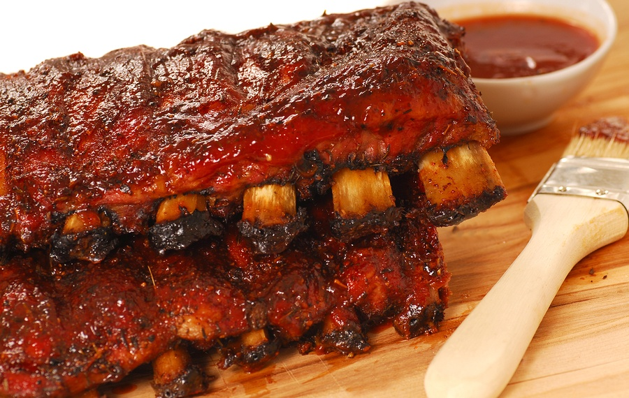 Simple Yet Delectable Barbecue Ribs