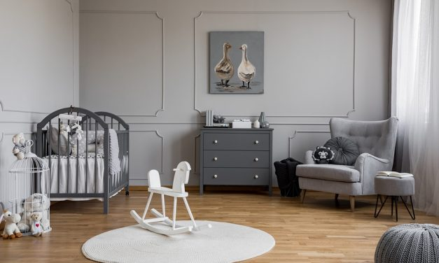 Create a Baby Sussex-Inspired Nursery Just Like Meghan Markle and Prince Harry