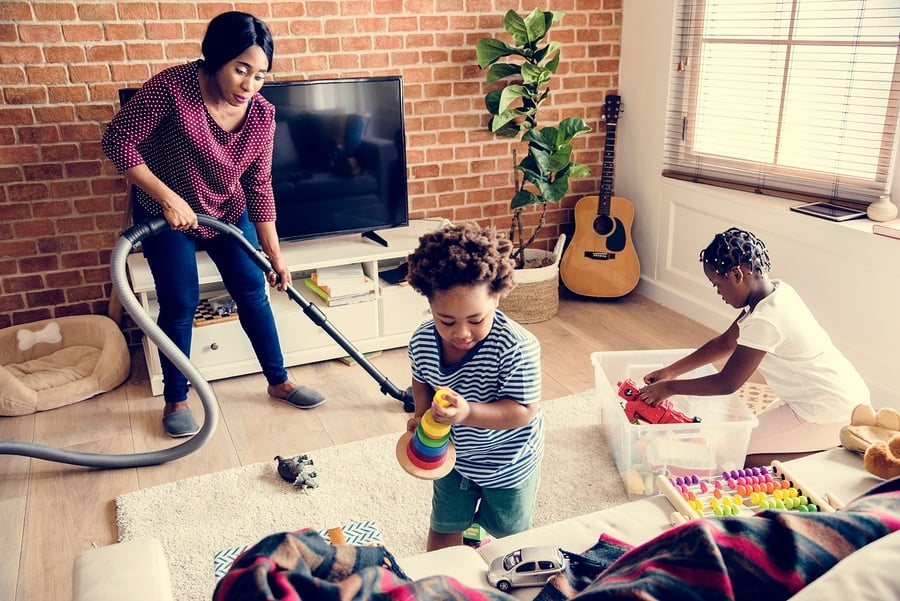 Make Your Home Sparkling Clean This New Year Using These Helpful Gadgets