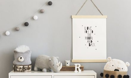 Nursery Wall Decals that are Darn Too Cute!