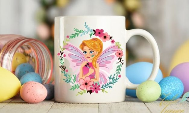 Eliza the Easter Fairy's Amazing Collection of Products