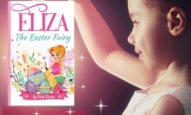 Meet Eliza The Easter Fairy – The Easter Book Of The Season